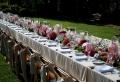 Silberhochzeit Tischdeko – wir geben 40 Beispiele