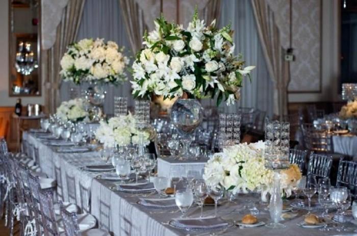Silberhochzeit-Tischdekoration-ganz-aus-Glass