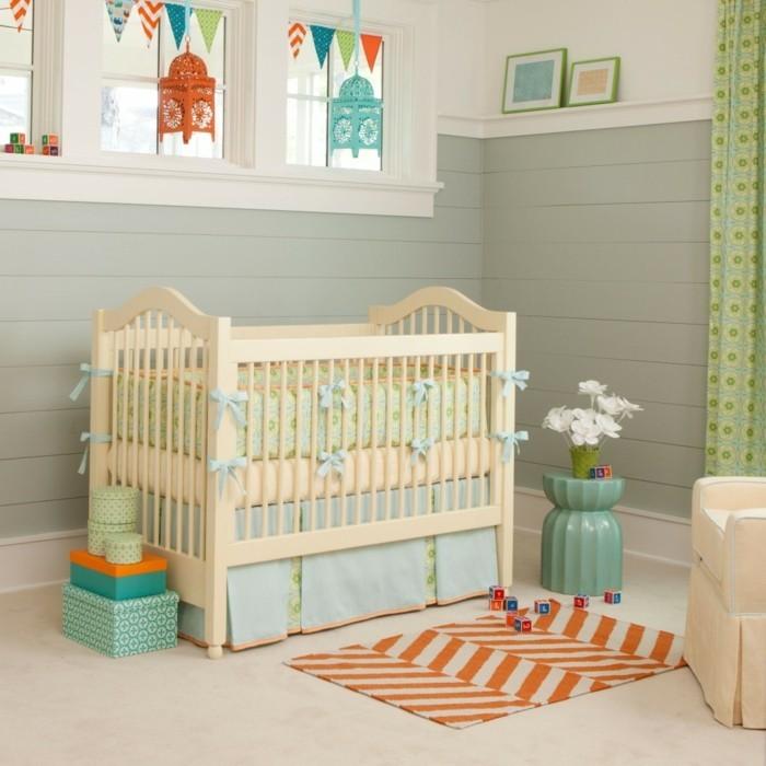 Sommer-Deko-für-das-Zimmer-des-Babys
