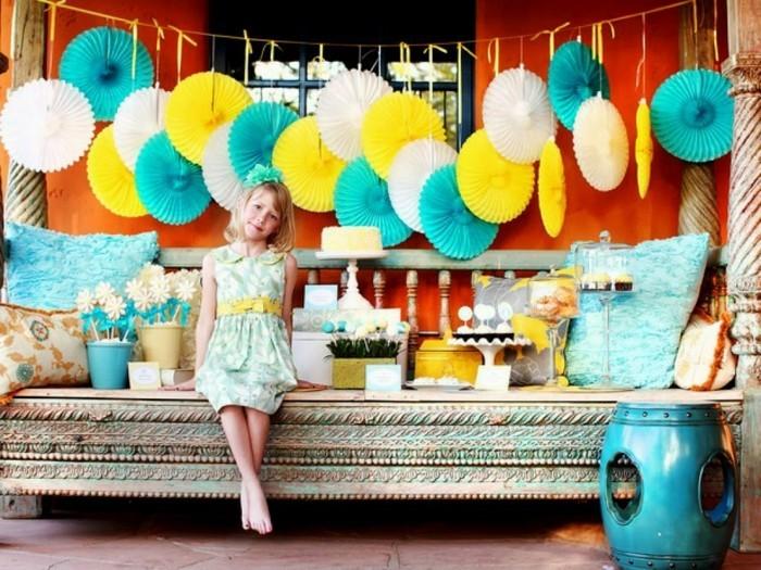 Sommer-Dekoration-basteln-für-Kinder
