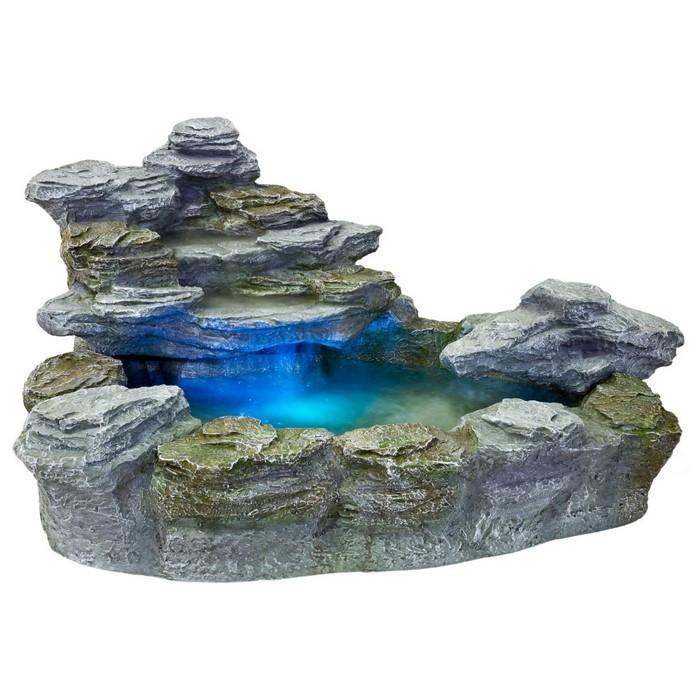 Springbrunnen-im-Garten-Eine-außergewöhnliche-Entscheidung