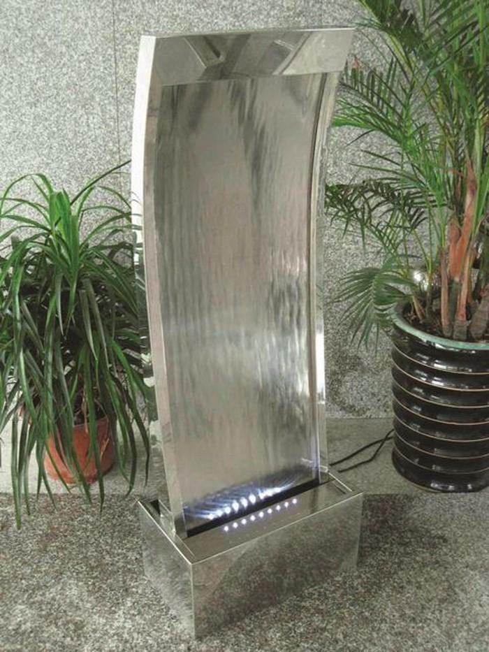 "Moderner Garten Springbrunnen : Springbrunnen im Garten Gartenbrunnen ""Eimer und Fass"" 94,99€"