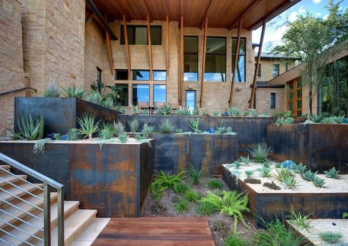Terrasse-bauen-Eine-außergewöhnliche-Deko