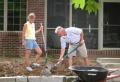 Terrasse bauen: Gartenterrasse im Hinterhof – 71 Ideen!