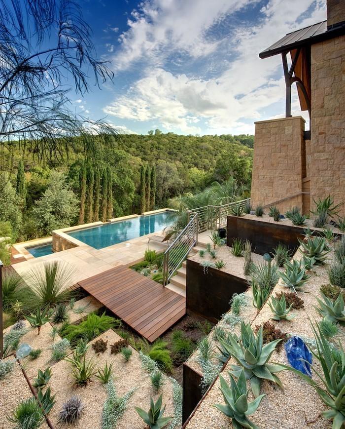 Terrasse-bauen-Eine-auffällige-Deko