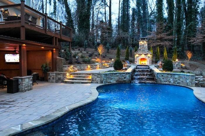 Terrasse-bauen-Eine-wunderschöne-Deko