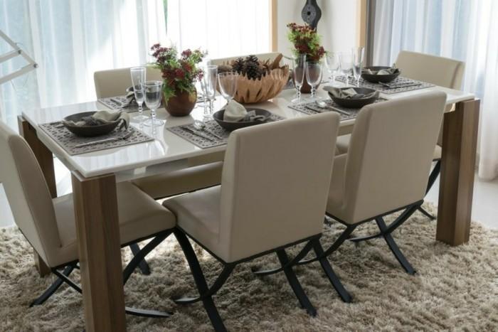 Tischdeko-Beispiele-in-beiger-Farbe