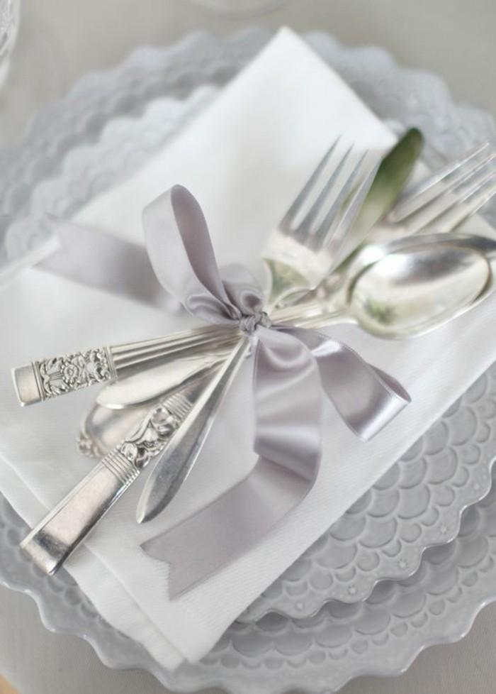 Tischdeko zur silberhochzeit f r eine unvergessliche feier - Silberhochzeit planen ...