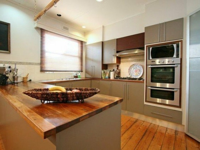 70 coole Bilder von Küche mit Tresen - Archzine.net
