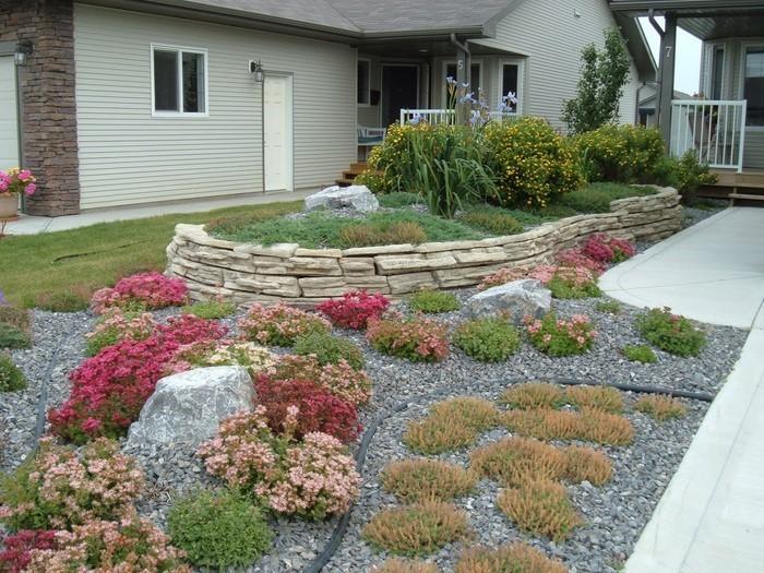 Vorgarten-gestalten-Ein-außergewöhnliches-Design