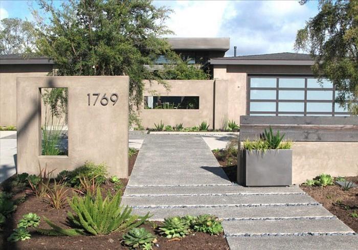 Moderne Vorgartengestaltung vorgarten gestalten moderne ideen für vorgartengestaltung