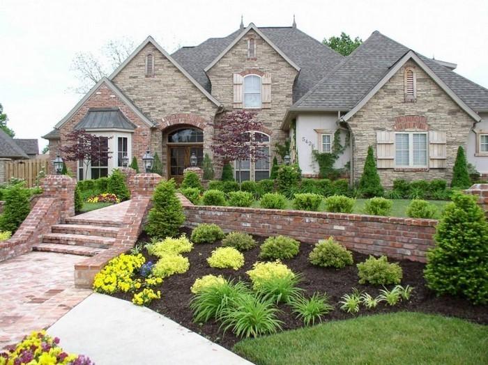Vorgarten gestalten: Moderne Ideen für Vorgartengestaltung