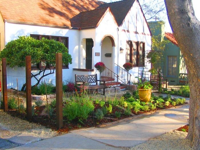 Vorgarten Gestaltung vorgarten gestalten moderne ideen für vorgartengestaltung