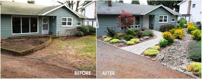vorgarten gestalten: moderne ideen für vorgartengestaltung, Garten und bauen