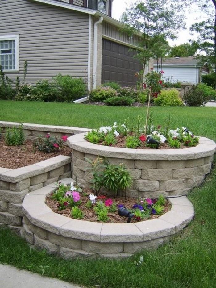 vorgarten gestalten eine moderne entscheidung - Garten Hugel Anlegen