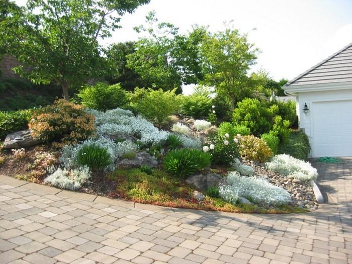 Vorgarten gestalten 63 moderne ideen für vorgartengestaltung gartendekoration