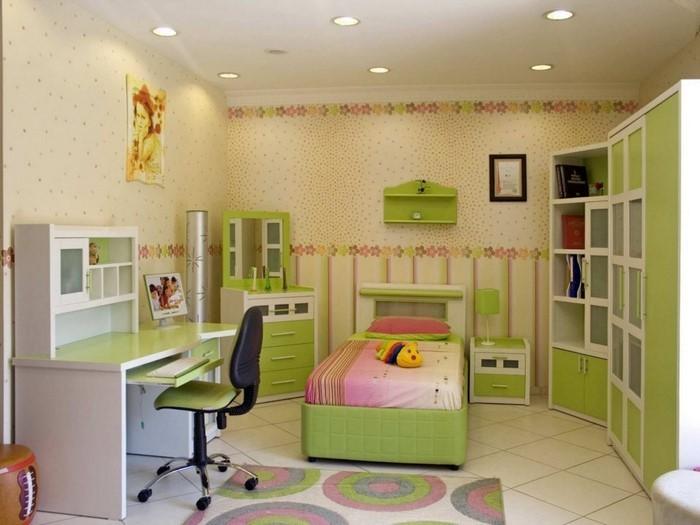 Wand-Streichen-Ideen-fürs-Kinderzimmer-Ein-außergewöhnliches-Design
