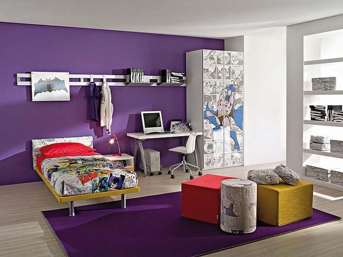 Wand-Streichen-Ideen-fürs-Kinderzimmer-Ein-tolles-Design