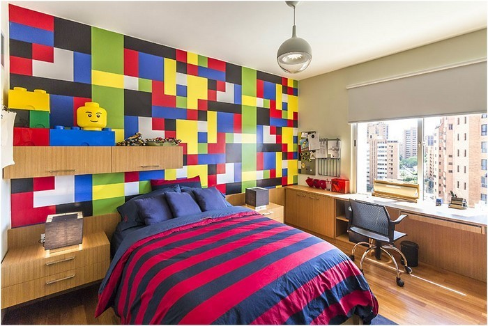 Wand-Streichen-Ideen-fürs-Kinderzimmer-Ein-verblüffendes-Design