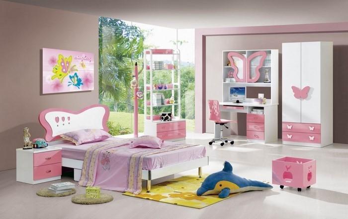 Wand-Streichen-Ideen-fürs-Kinderzimmer-Ein-wunderschönes-Design
