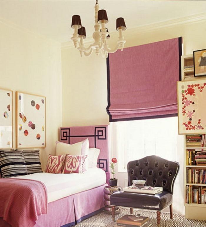 Zimmer Streichen Ideen Pink : WandStreichenIdeenfürsKinderzimmerEineauffälligeEntscheidung