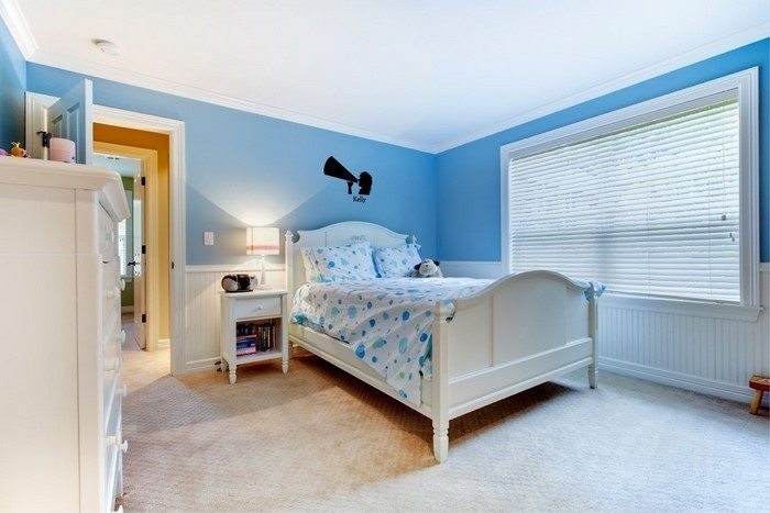 Wand-Streichen-Ideen-fürs-Kinderzimmer-Eine-auffällige-einrichtung