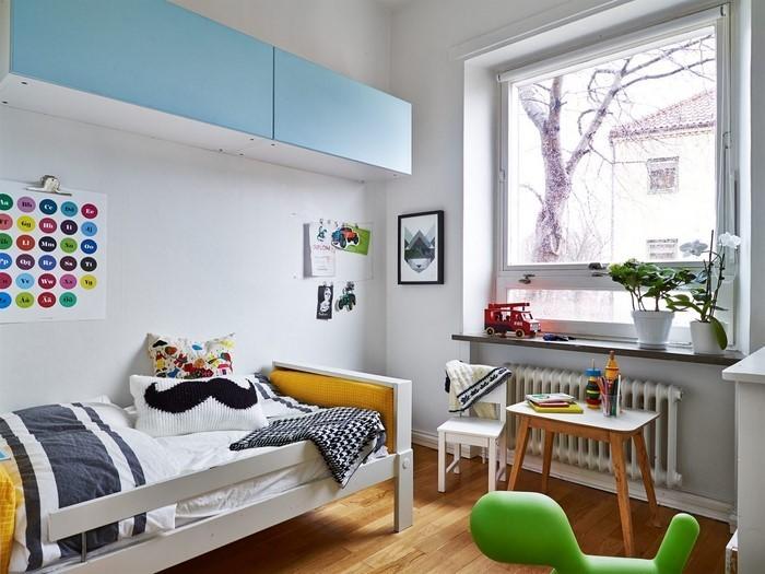 Wand-Streichen-Ideen-fürs-Kinderzimmer-Eine-coole-Deko