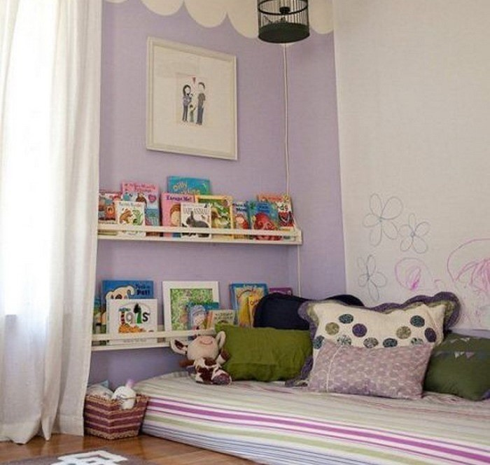 kinderzimmer wand design ideen. Black Bedroom Furniture Sets. Home Design Ideas