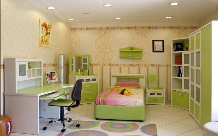 Wand-Streichen-Ideen-fürs-Kinderzimmer-Eine-coole-Gestaltung