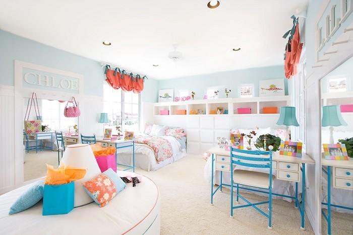 77 Wand Streichen Ideen fürs Kinderzimmer