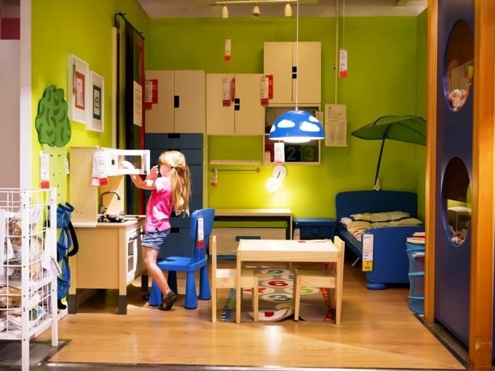 Wand-Streichen-Ideen-fürs-Kinderzimmer-Eine-super-Ausstrahlung