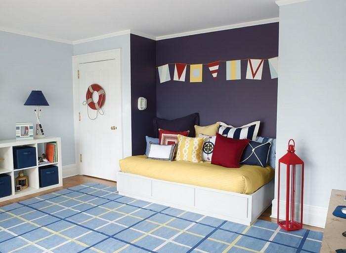 77 Wand Streichen Ideen Fürs Kinderzimmer ...