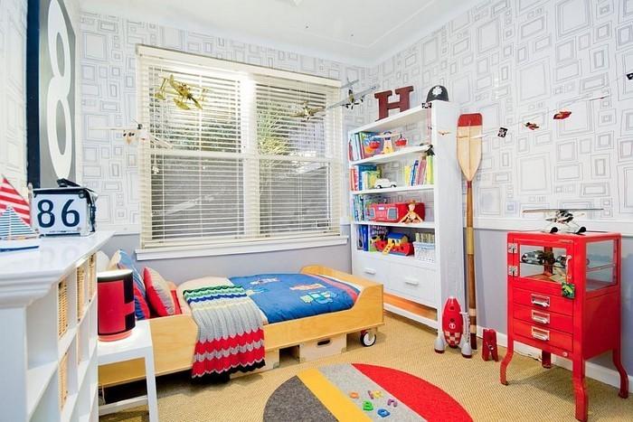 Wand-Streichen-Ideen-fürs-Kinderzimmer-Eine-tolle-Ausstrahlung