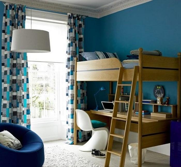 Wand-Streichen-Ideen-fürs-Kinderzimmer-Eine-tolle-Dekoration