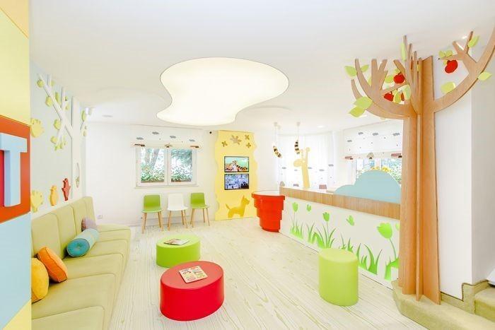 Wand-Streichen-Ideen-fürs-Kinderzimmer-Eine-verblüffende-Ausstattung