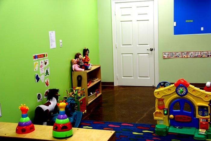Wand-Streichen-Ideen-fürs-Kinderzimmer-Eine-verblüffende-Gestaltung