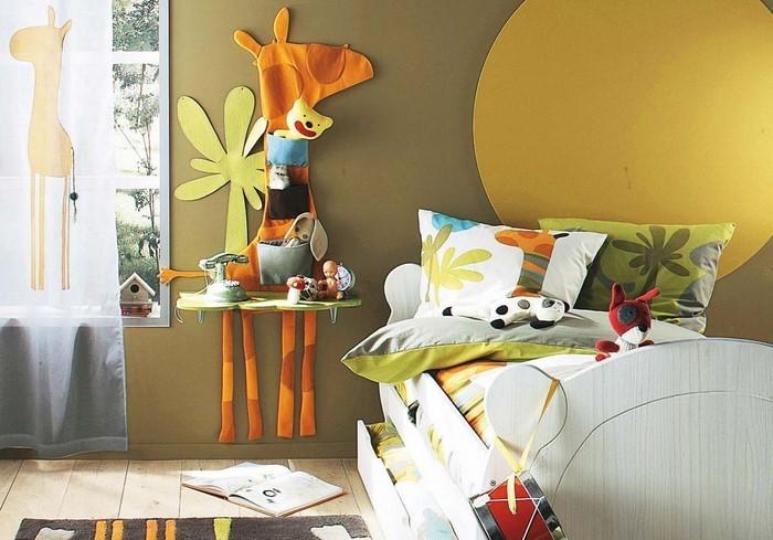 Wand-Streichen-Ideen-fürs-Kinderzimmer-Eine-wunderschöne-Ausstrahlung