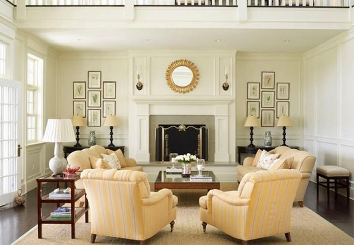 Wandfarben-Ideen-fürs-Wohnzimmer-Ein-außergewöhnliches-Design