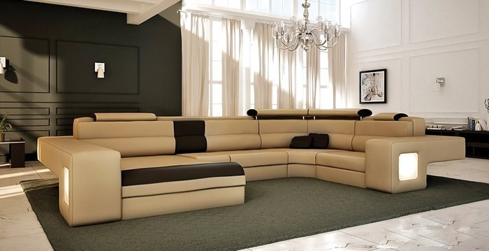 85 moderne wandfarben ideen f rs wohnzimmer 2016. Black Bedroom Furniture Sets. Home Design Ideas