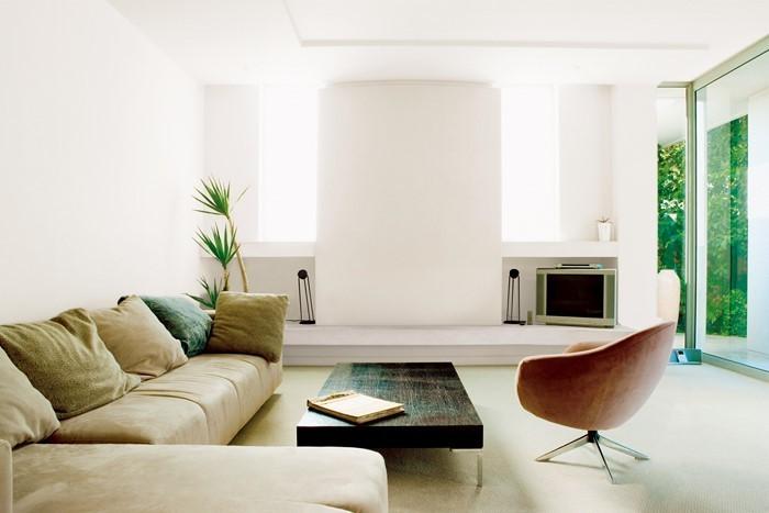 Wandfarben-Ideen-fürs-Wohnzimmer-Eine-außergewöhnliche-Atmosphäre