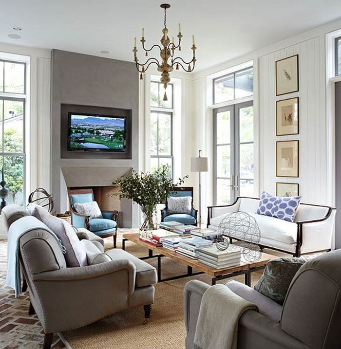 Wandfarben-Ideen-fürs-Wohnzimmer-Eine-außergewöhnliche-Ausstrahlung
