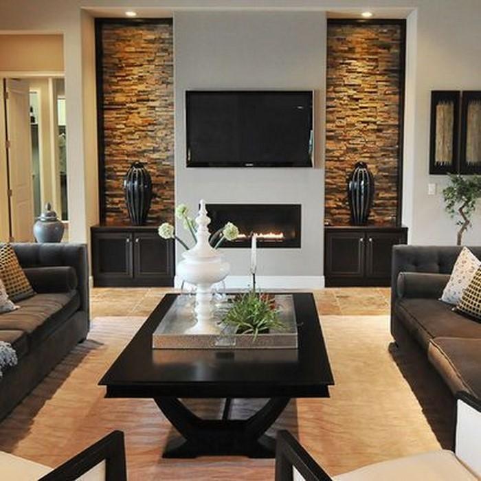 Wandfarben-Ideen-fürs-Wohnzimmer-Eine-coole-Ausstrahlung