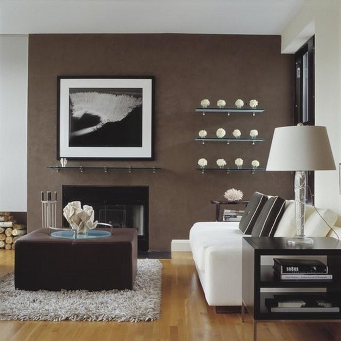 85 moderne wandfarben ideen fürs wohnzimmer 2016 - Moderne Wohnzimmer Farben