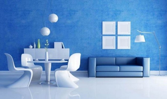 Erstaunlich 85 Moderne Wandfarben Ideen Fürs Wohnzimmer 2016 ...