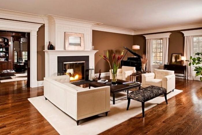 Wandfarben-Ideen-fürs-Wohnzimmer-Eine-moderne-Deko