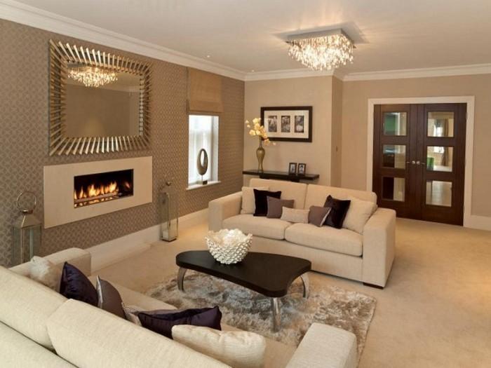 Wandfarben-Ideen-fürs-Wohnzimmer-Eine-moderne-Dekoration