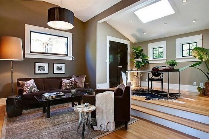 wandfarben ideen frs wohnzimmer eine super deko - Wandfarben Ideen Wohnzimmer