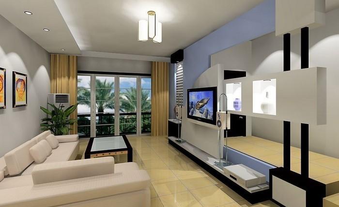 Wandfarben-Ideen-fürs-Wohnzimmer-Eine-super-Gestaltung