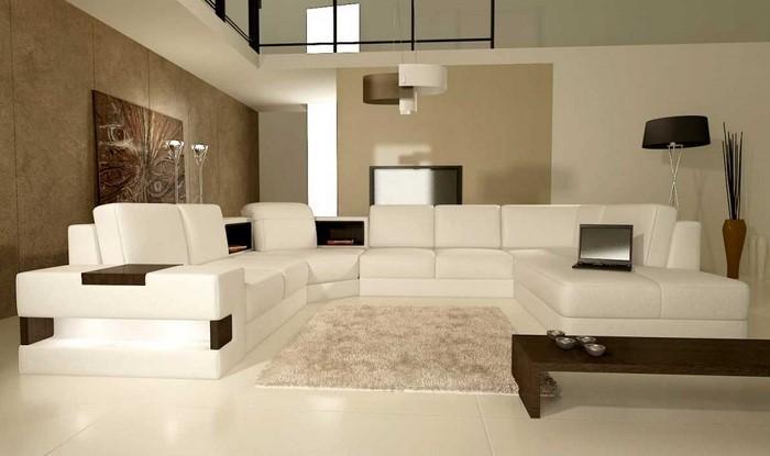 Wandfarben Ideen Fürs Wohnzimmer Eine Tolle Deko