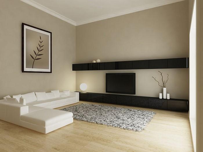 Wandfarben-Ideen-fürs-Wohnzimmer-Eine-verblüffende-Deko